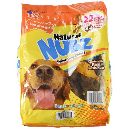 Nubz Dental Chews Dog Treats