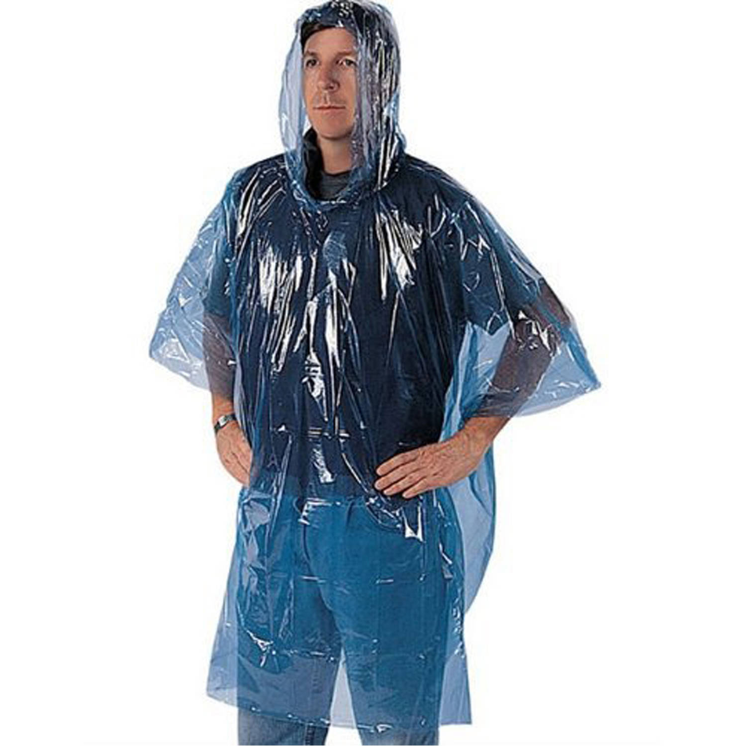 STANSPORT Emergency Poncho by Stansport