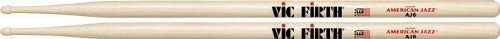 Vic Firth AJ6 American Jazz Wood Tip Drumsticks by Vic Firth