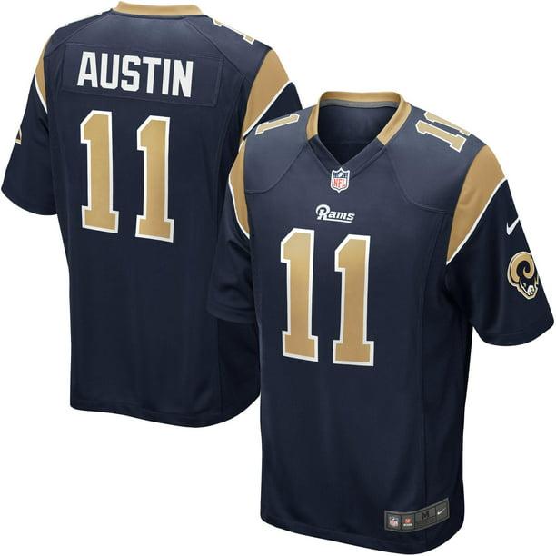 Tavon Austin Los Angeles Rams Nike Game Jersey - Navy