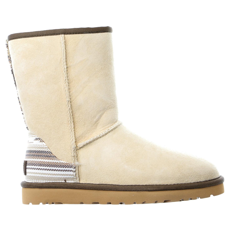 Ugg Australia Classic Short Serape Boot  - Womens