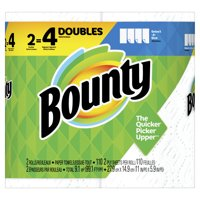 Bounty Select-A-Size Paper Towels 2 Double Rolls