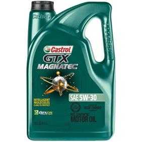 Castrol GTX MAGNATEC 5W-30 Full Synthetic Motor Oil, ...