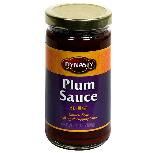 Dynasty Plum Sauce, 7 oz  (Pack of 6)