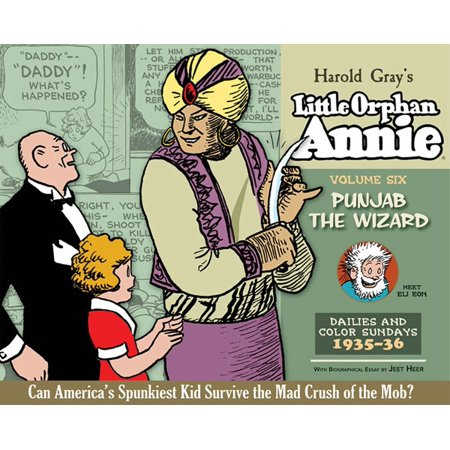Complete Little Orphan Annie Volume 6](Orphan Outfits From Annie)