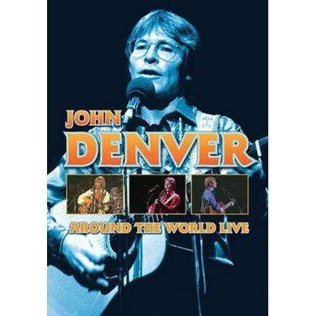 John Denver: Around The World Live (DVD) (Halloween All Around The World)