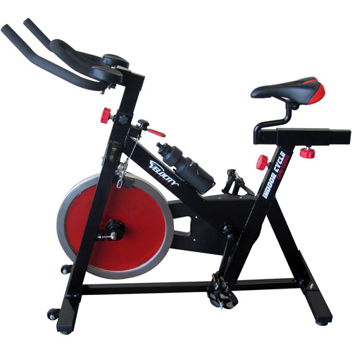Velocity Fitness Red/Black Indoor Cycle