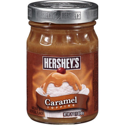 ***Discontinued***Hershey's  Caramel Topping, 16 Oz
