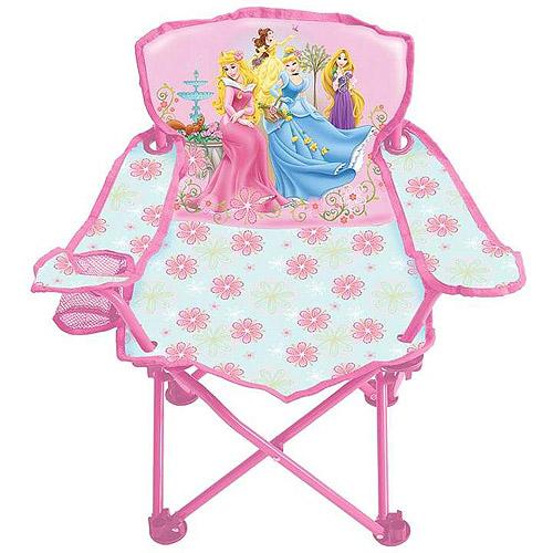 Disney Princess Fold N' Go Patio Chair