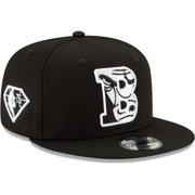 Chicago Bulls New Era 2021 NBA Draft Alternate 9FIFTY Snapback Hat - Black