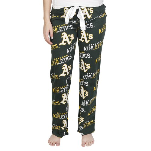 Oakland Athletics Forerunner Ladies' AOP Knit Pant