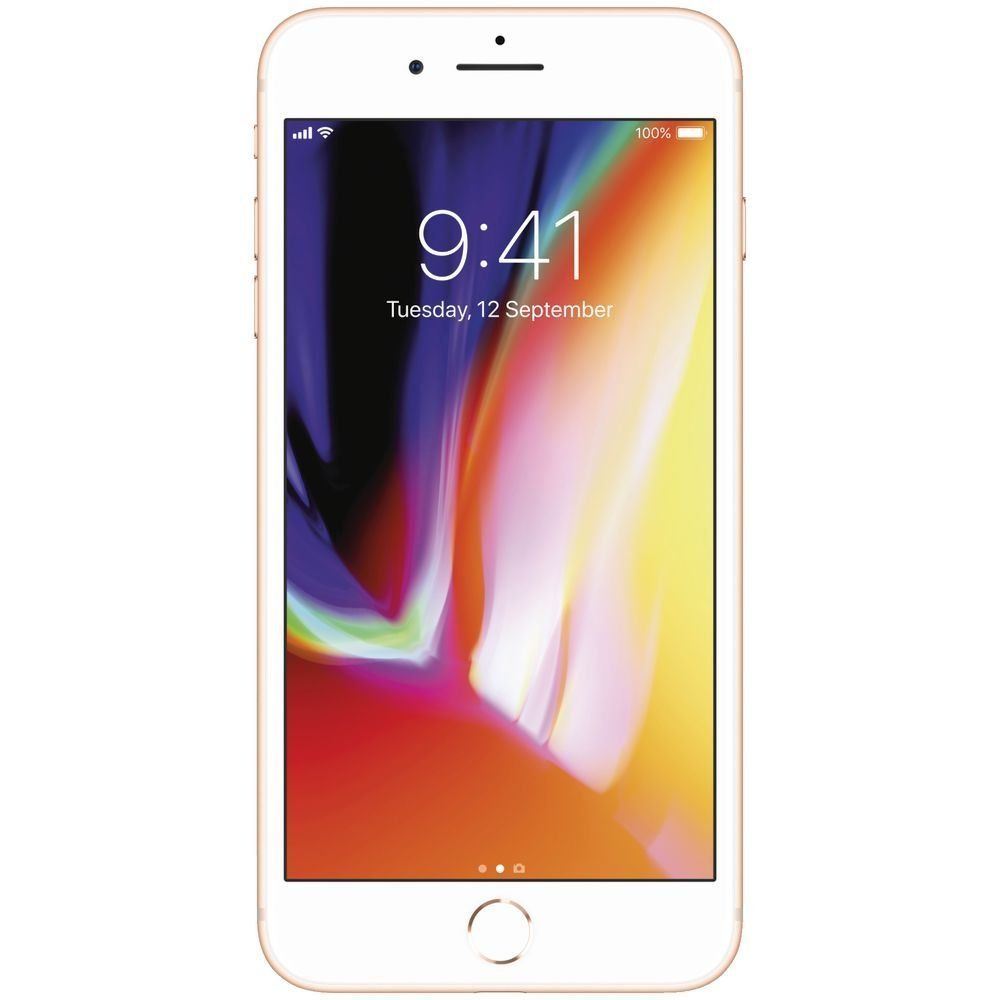 Seller refurbished Apple iPhone 8 Plus 64GB AT&T Gold, Locked to AT&T