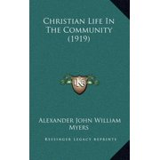 Christian Life in the Community (1919)