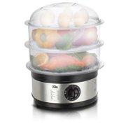 Best electric food steamer - Elite Platinum EST-2301 3 Tier 8.5 Quart Food Review