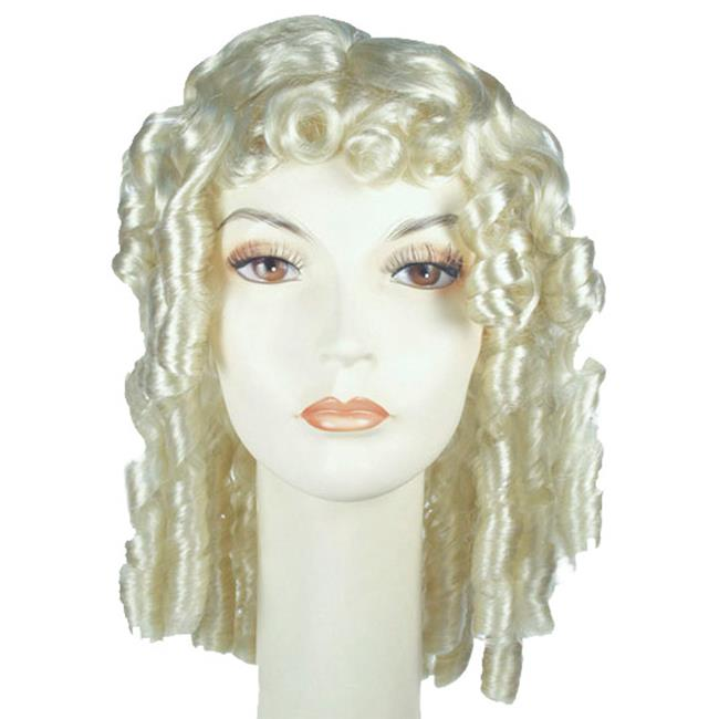 Morris Costume LW119MBN Southern Belle N Bargain Brown Wig Costume, Medium