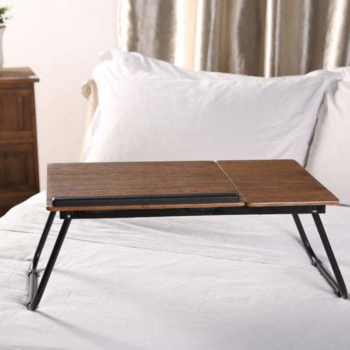 Symple Stuff Womack Elegant Height Adjustable Standing Laptop Desk
