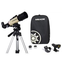 Meade Instruments Adventure Scope 60mm Refractor Telescope with Backpack