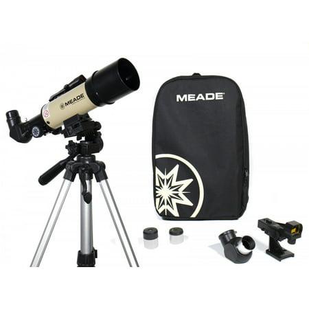 Meade Instruments Adventure Scope 60mm Refractor Telescope with Backpack