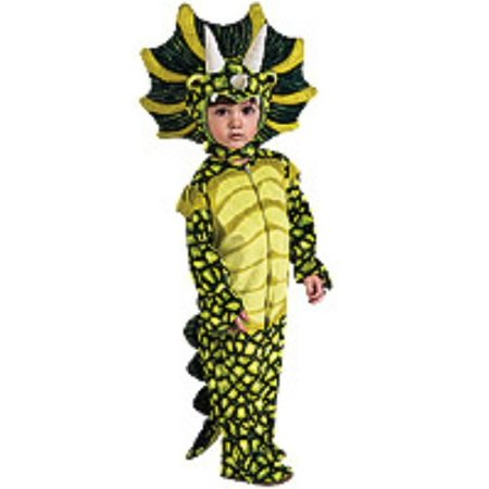 Silly Safari Costume, Triceratops Costume,Toddler - Baby Safari Costume