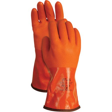 Showa Best Glove Xl Pvc Winter Glove 460XL-10.RT (Best Thin Winter Gloves)