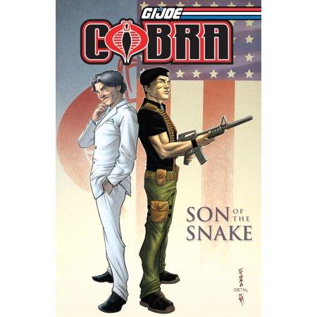 G.I. Joe: Cobra - The Son of the Snake - eBook