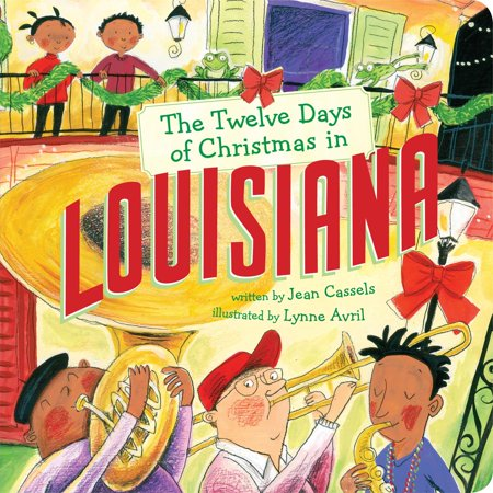The Twelve Days of Christmas in Louisiana ()