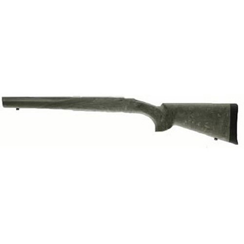 Hogue Remington 700 BDL Long Action Overmolded Stock Standard Barrel, Detachable Magazine, Pillarbed Ghillie Green