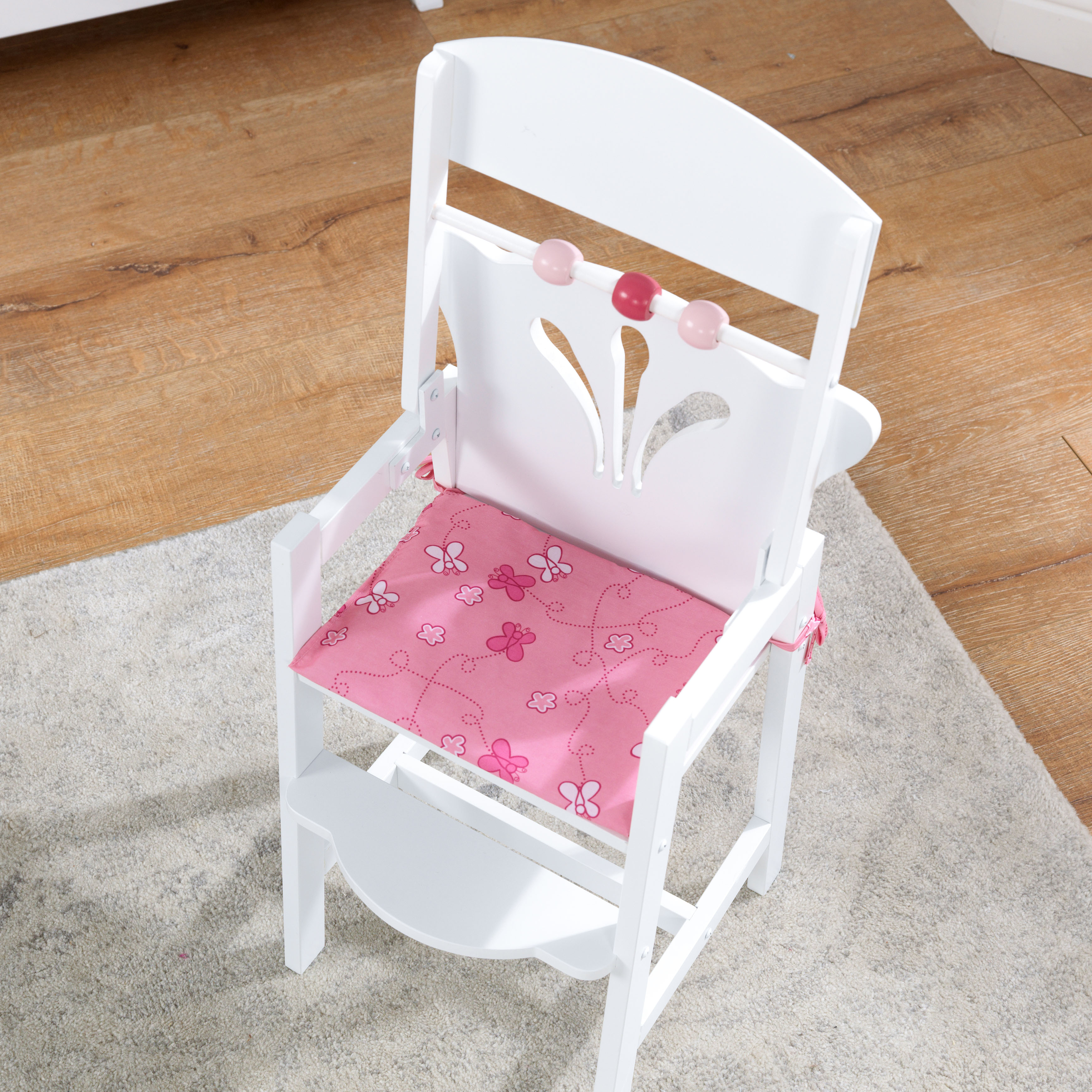 Remarkable Kidkraft Lil Doll High Chair Walmart Com Spiritservingveterans Wood Chair Design Ideas Spiritservingveteransorg