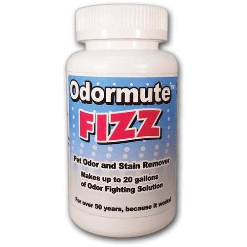 Odormute Fizz! 20/Bottle, Makes 20 Gallons
