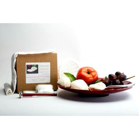 - Artisan DIY Italian Cheese Making Kit - Learn how to make home made mozzarella and ricotta cheese