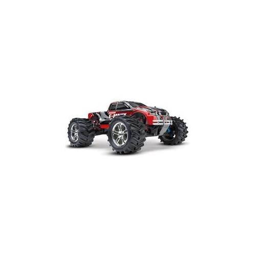 Traxxas TRA3903 E-Maxx 16. 8V Rtr Electric Monster Truck with 2. 4Ghz Radio and Batteries
