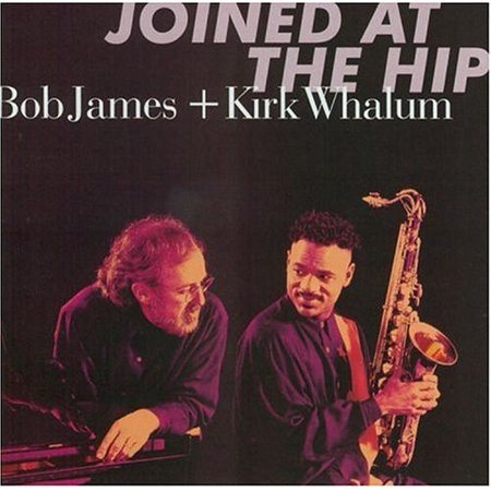 James/Whalum - Joined at the Hip [CD] (Bob James Vinyl)