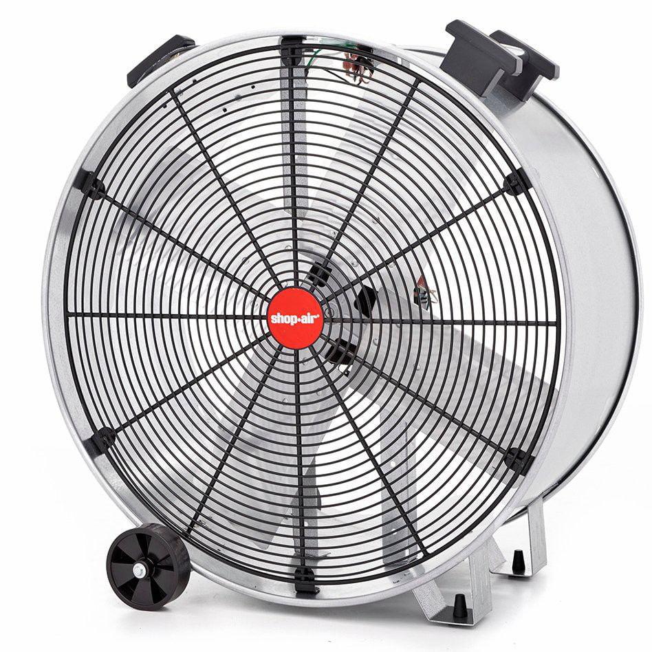 Shop-Vac 1183000 24 in. Industrial Floor Fan