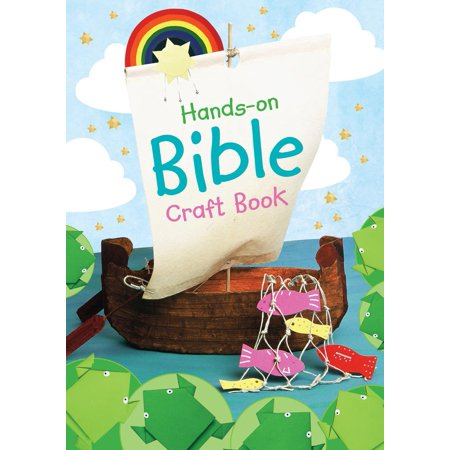 Hands-on Bible Craft Book - Bible Craft