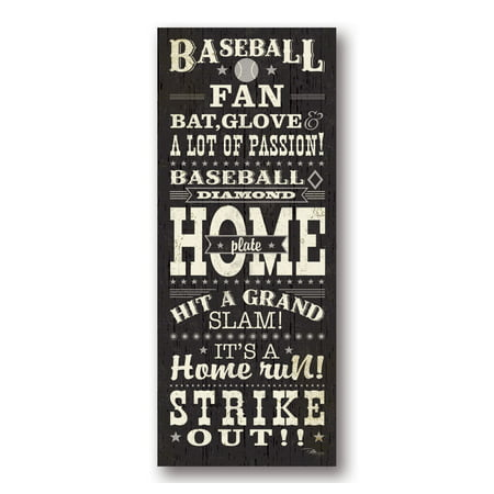 Gango Home Decor Casual Sports Lovers II by Pela Studio (Printed on Paper); One 8x20in Unframed Paper Poster ()