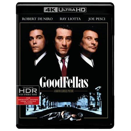 Goodfellas (4K Ultra HD + Blu-ray) (Proyectores De Video Hd)