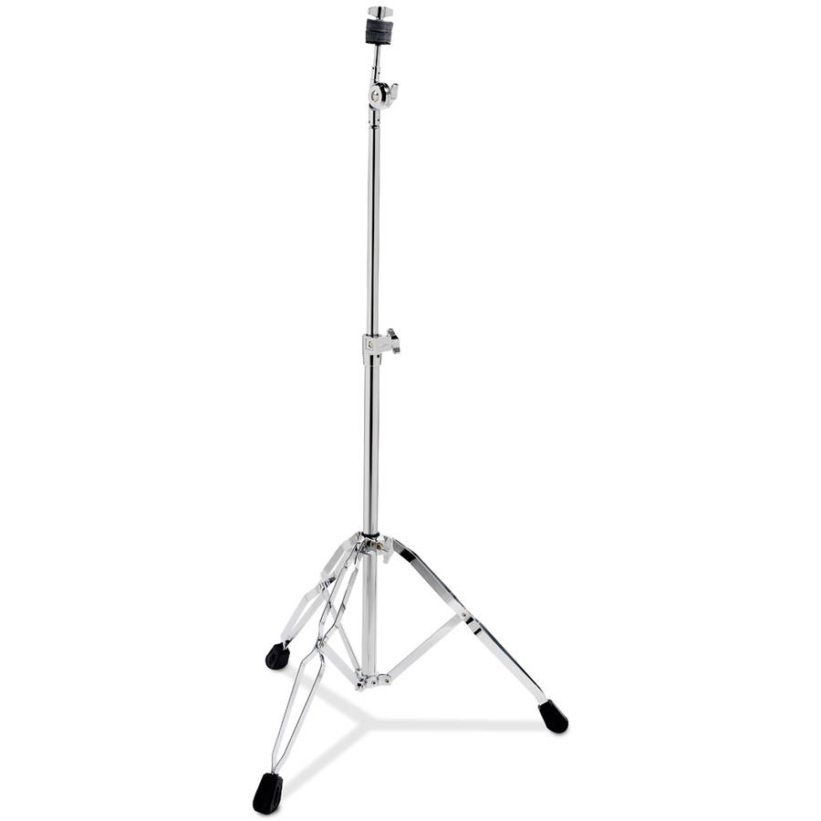 Pacific PDCS800 800 Series Medium-Weight Straight Cymbal Stand with Black Rubber Tips