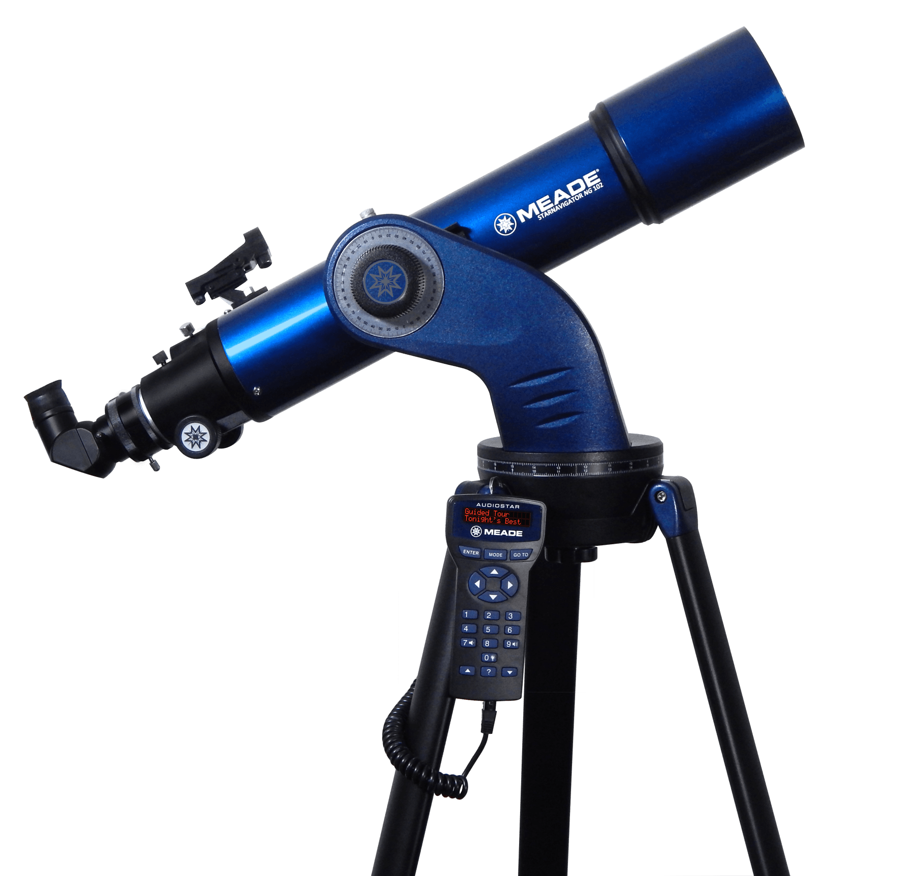 Meade Instruments StarNavigator NG 102mm Achromatic Refractor Telescope by Meade Instruments