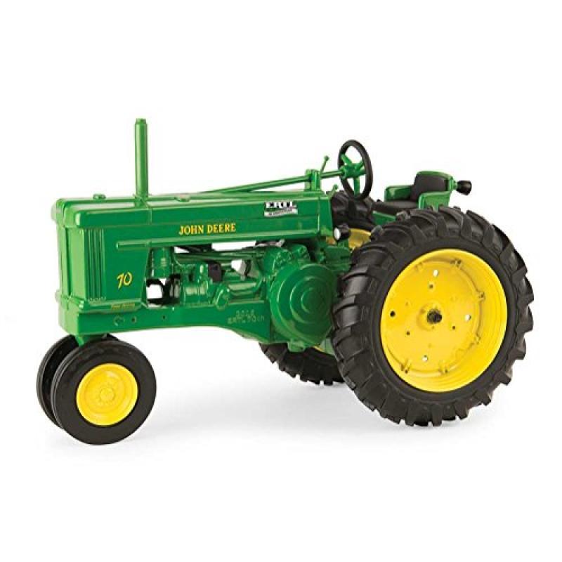 1/16 John Deere Model 70 Tractor Toy Ertl 70th Anniversar...