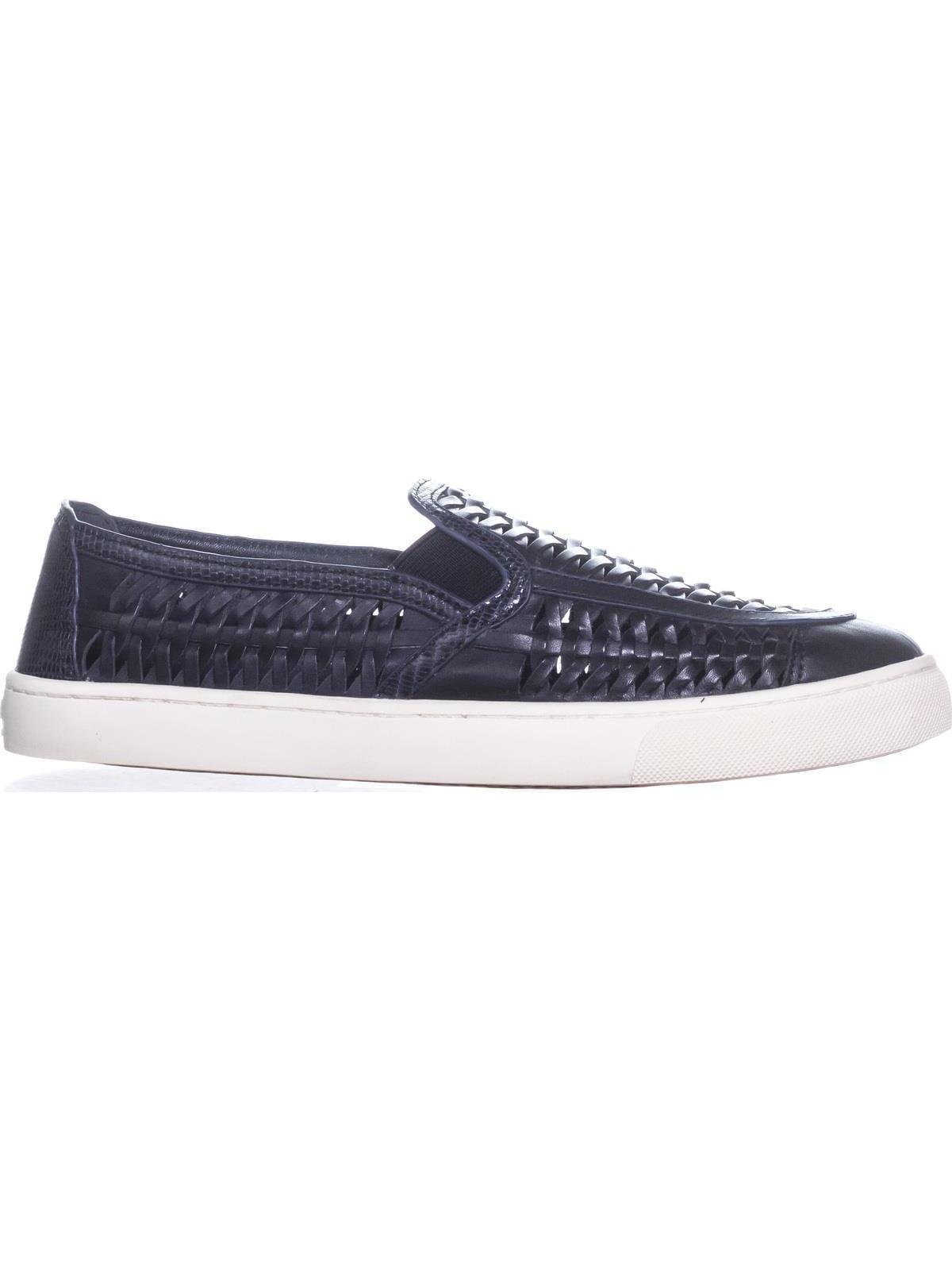 422e9a4c01fd Tory Burch Huarache Slip On Woven Sneakers