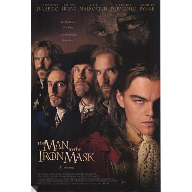 Posterazzi MOVIH1401 The Man in the Iron Mask Movie Poster - 27 x 40 in. - image 1 de 1