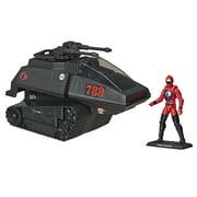 G.I. Joe Retro Cobra H.I.S.S. Vehicle, Figure