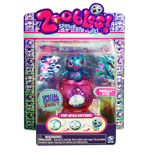 Zoobles Special Edition Pack Ast