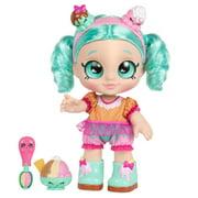 """Kindi Kids Snack Time Friends 10"""" Doll, Peppa-Mint"""