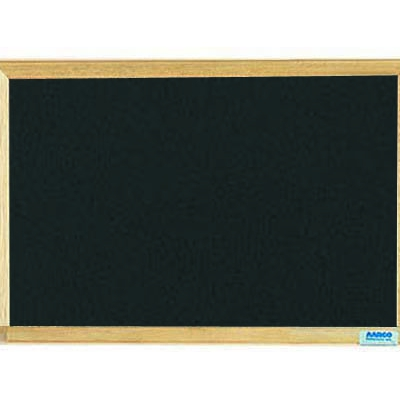 Wood Framed Composition Chalk Board AAREC1218B
