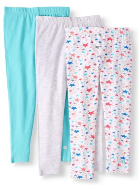 e6694e8abd74e Product Image Limited Too Solid and Printed Leggings, 3-pack (Toddler Girls)