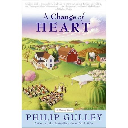 Change of Heart : A Harmony Novel