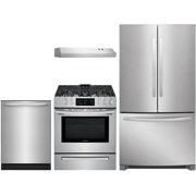 Best Kitchen Appliance Packages - Frigidaire 4 Piece Kitchen Appliances Package with FFHN2750TS Review