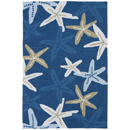 Bombay Home Visita Starfish Multiple Area Rug or Runner ()