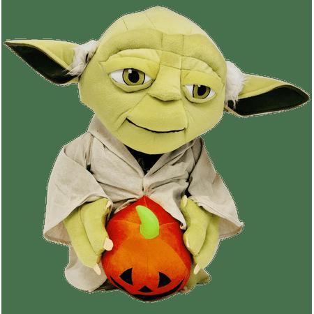 HW GRTR YODA](Yoda Halloween Sayings)